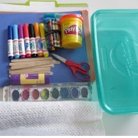Image of Cold Weather Survival Activity Box
